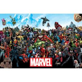 Marvel Universum plakát
