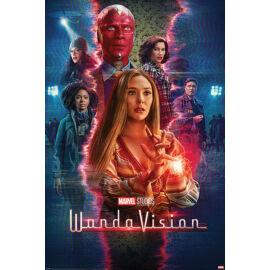 WandaVision plakát - Reality Rift