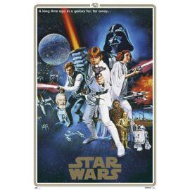 Star Wars: Egy új remény plakát - 40 éves jubileumi kiadás