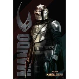 Star Wars: The Mandalorian plakát - Mando