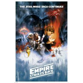 Star Wars: A Birodalom visszavág plakát