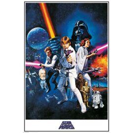 Star Wars: Egy új remény plakát