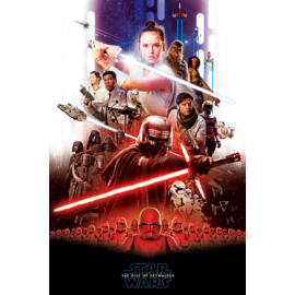 Star Wars: Skywalker kora plakát - Epic