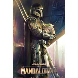Star Wars: The Mandalorian plakát