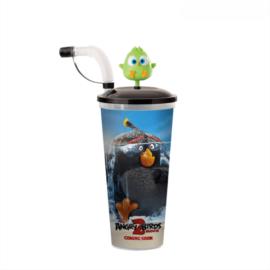 Angry Birds 2 pohár és Timothy mozgatható topper