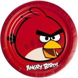 Angry Birds papírtányér 23 cm 8 db-os szett