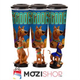 Scooby! pohár és topper szett