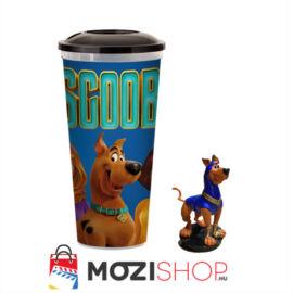 Scooby! pohár és Scooby Blue Falcon topper