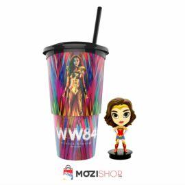Wonder Woman 1984 pohár és Wonder Woman topper