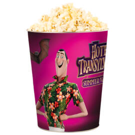 Hotel Transylvania 3. - Szörnyen rémes vakáció dombornyomott popcorn vödör