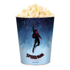 Pókember - Irány a Pókverzum dombornyomott popcorn vödör