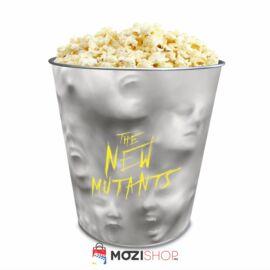 Az új mutánsok dombornyomott popcorn vödör
