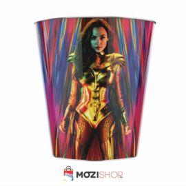 Wonder Woman 1984 popcorn vödör