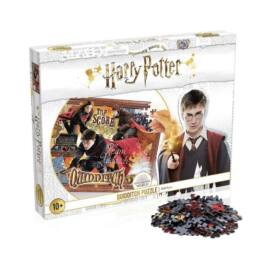 Harry Potter puzzle 1000 db-os - Quidditch