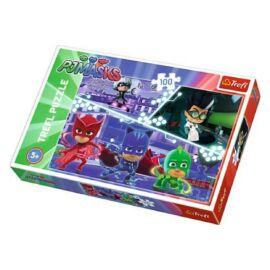 Pizsihősök puzzle 100 darabos