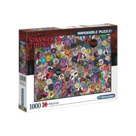 Stranger Things puzzle - 1000 db-os - A lehetetlen puzzle