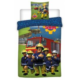 Sam, a tűzoltó gyerek ágyneműhuzat garnitúra