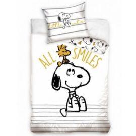 Snoopy ágyneműhuzat garnitúra
