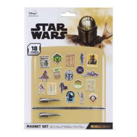 Star Wars The Mandalorian hűtőmágnes szett