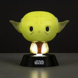 Star Wars Yoda 3D hangulatvilágítás