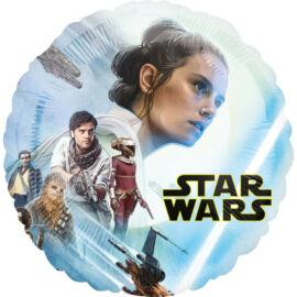 Star Wars fólia lufi 43 cm-es