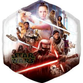 Star Wars fólia lufi 58 cm-es