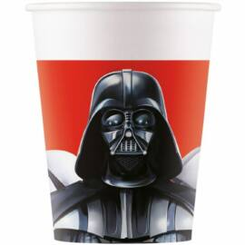 Star Wars papír pohár szett