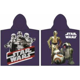 Star Wars poncsó törölköző