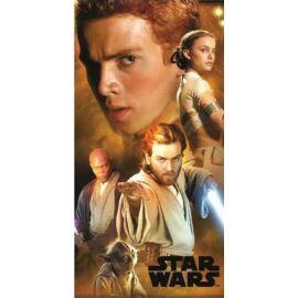 Star Wars: A klónok támadása törölköző, fürdőlepedő