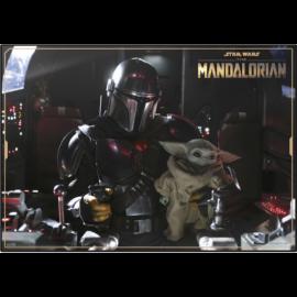 Star Wars The Mandalorian asztali füzet alátét