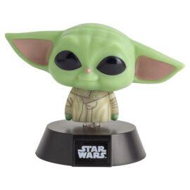 The Mandalorian Baby Yoda 3D ikon hangulatvilágítás