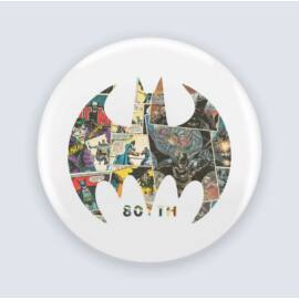 Batman kitűző - Comics 80 TH