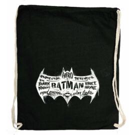Batman tornazsák, sportzsák
