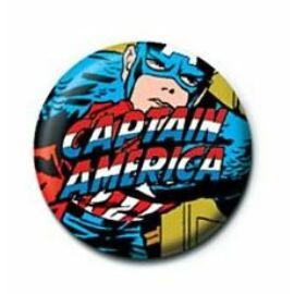 Marvel Amerika Kapitány kitűző - Zoom