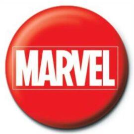 Marvel kitűző - Logó