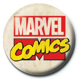 Marvel kitűző - Retro logó