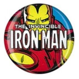 Vasember kitűző - The Invincible
