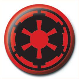 Star Wars kitűző - Birodalmi logó