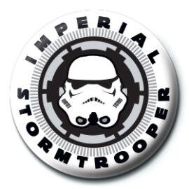 Star Wars Rohamosztagos kitűző