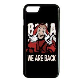 A nagy pénzrablás iPhone telefontok - We are back