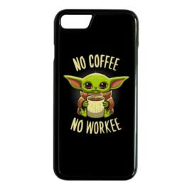No coffee No workee - iPhone telefontok