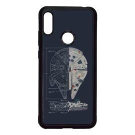Millennium Falcon BluePrint Xiaomi telefontok