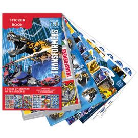 Transformers matricás füzet 117db-os készlet