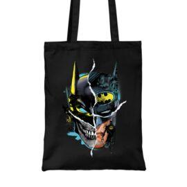 Fekete DC Comics Batman vászontáska - Pieces