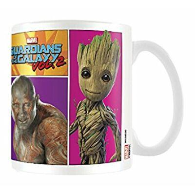 A galaxis őrzői vol. 2 bögre - Comic Panel