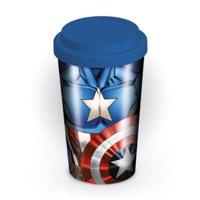 Amerika Kapitány úti bögre