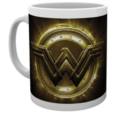 Az Igazság Ligája bögre - Wonder Woman
