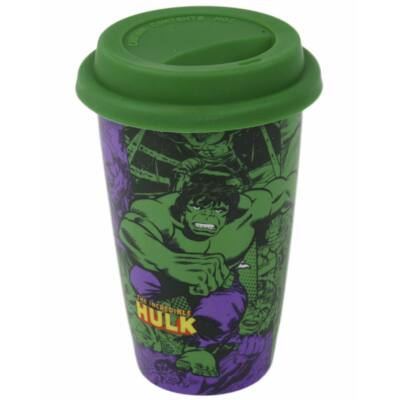 Hulk úti bögre - Marvel Retro