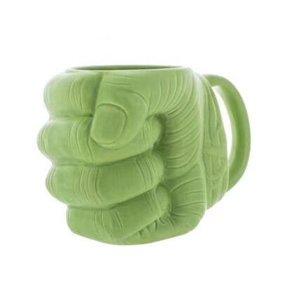 Bosszúállók Hulk 3D bögre