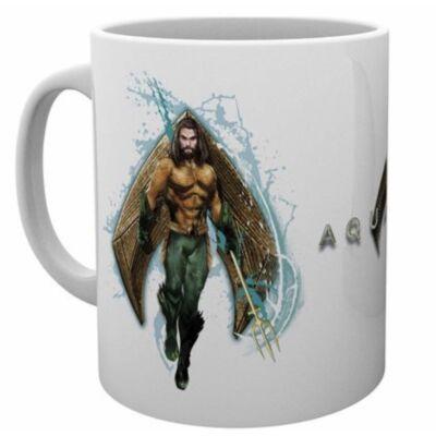 Aquaman bögre